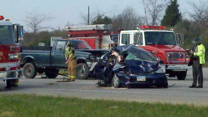 Ohio 32 crash