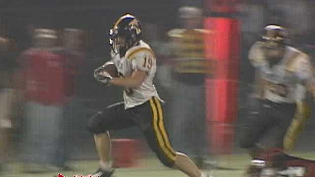 Evans touchdown run voted Cincinnati Bell Fastest Play for Sept. 28