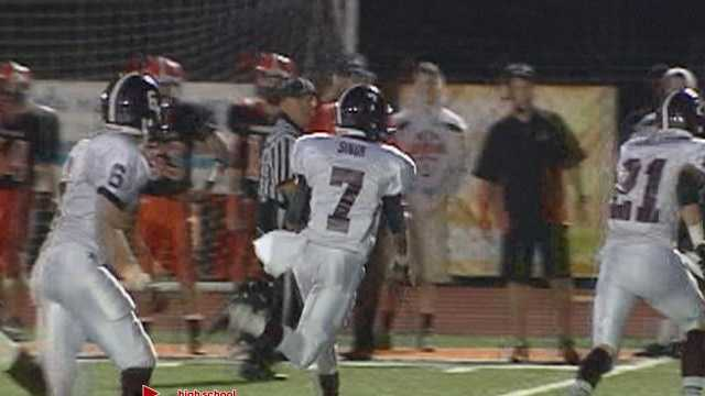 Singh's touchdown scamper voted Cincinnati Bell Fastest Play for Oct. 5