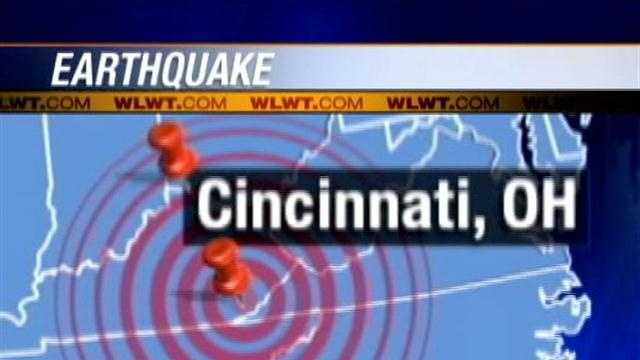 Tri-State residents feel the rumble of an earthquake