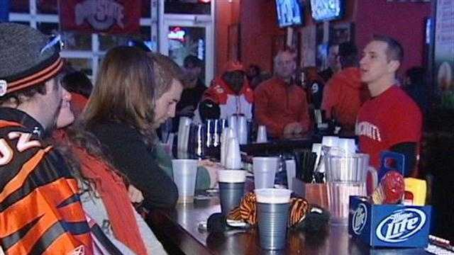 When the Bengals game failed to sell out on Sunday, some bars and restaurants say they suffered.