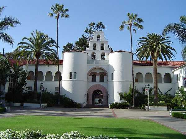 6: San Diego State University