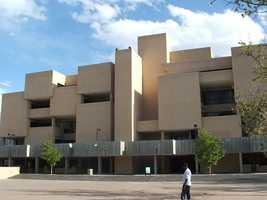 7: University of New Mexico
