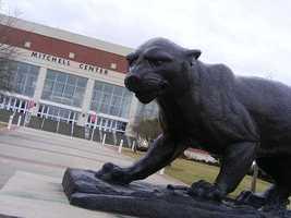 8: University of South Alabama