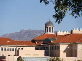 17: New Mexico State University