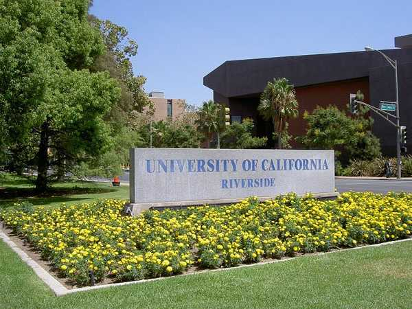 24: University of California -- Riverside