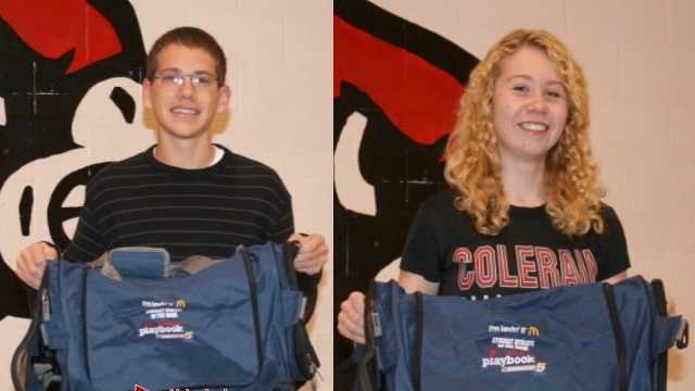 McDonald's Student Athletes of the Week for Nov. 30