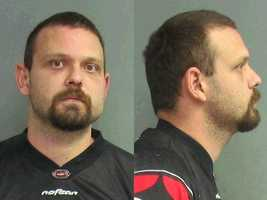 James Pergram, charged in Hamilton meth bust