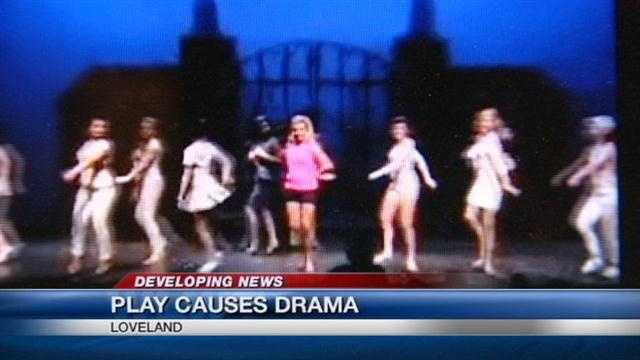 Loveland musical causes school drama