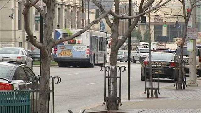 City Council unanimously decided not to use transit money for the streetcar project, but elected officials are bitterly divided over putting the bus system on a short funding leash.