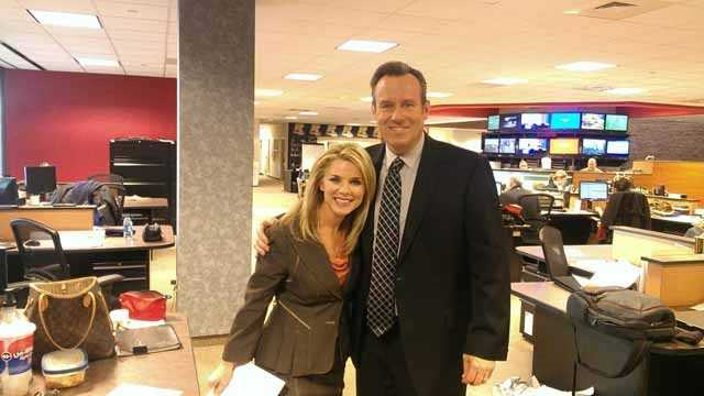 You see him every weeknight at the anchor desk alongside Sheree Paolello. Here are some things you probably didn't know about Mike Dardis.