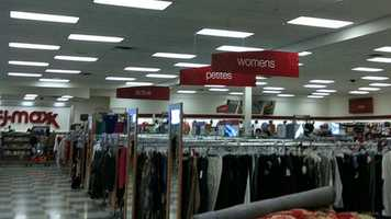 13. I love shopping at TJ Maxx, Home Goods and thrift stores.