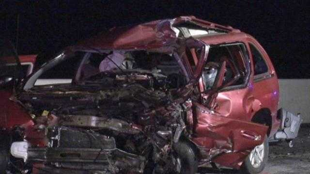 Troopers: Alcohol factor in crash that killed 4, injured 5