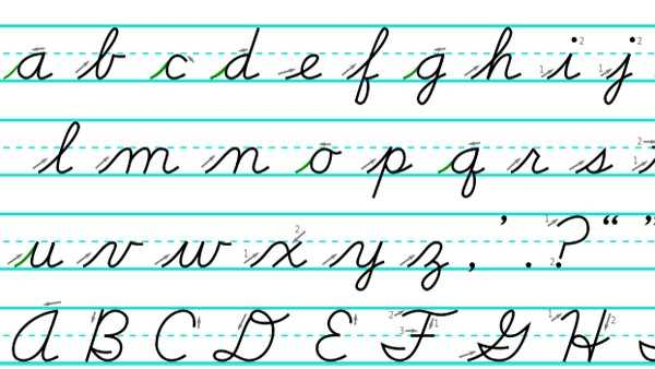 how to write armony in cursive