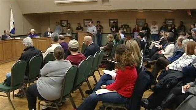Emotions are running high in Loveland over a proposed gun range.