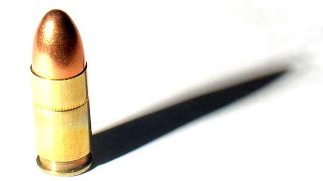 Bullet, gun ammunition