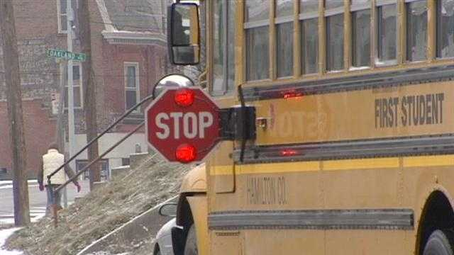Parents angered over changes to school bus routes