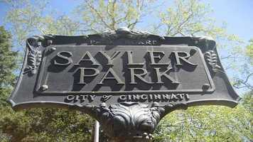9. My wife is from Cincinnati. She and her family lost their Sayler Park home in the 1974 tornadoes.
