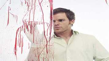 15. One of my favorite TV shows is Dexter.
