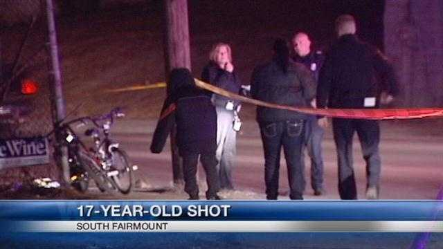 012613 S. Fairmount shooting