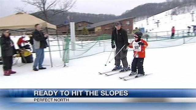 Weeks after hosting the Indiana Special Olympics, Perfect North Slopes is hosting the same event for the Kentucky chapter.