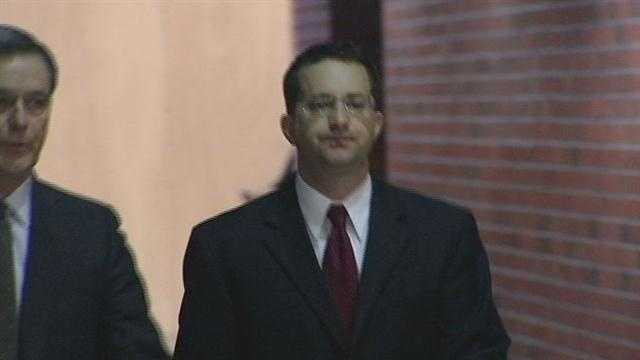 Former cop guilty of stealing from fallen officer's family