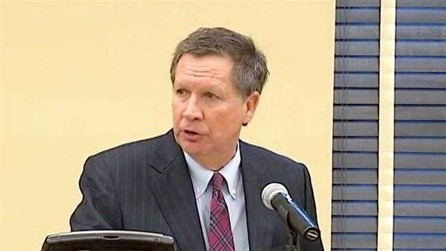Kasich budget calls for income tax cut, increases elsewhere