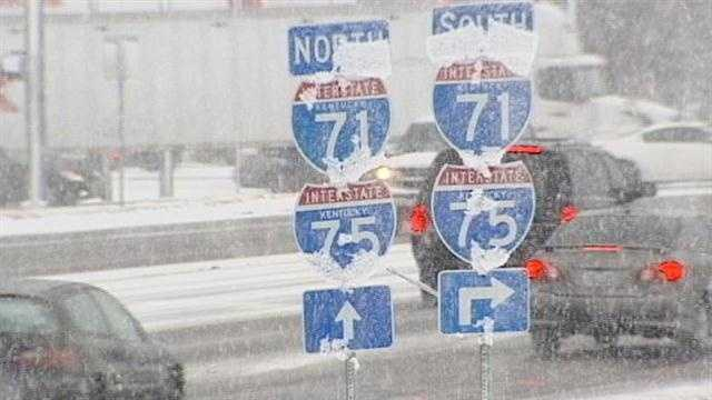 Snowfall helps plow drivers make extra cash