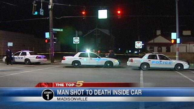 TOP FIVE MADISONVILLE HOMICIDE-STILL