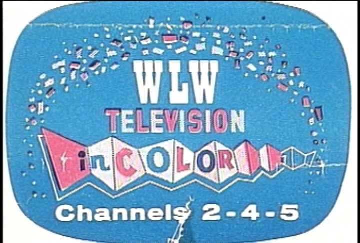 WLWT was first in Cincinnati to broadcast in color.