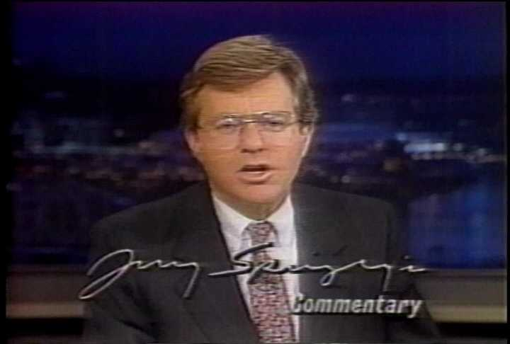 Jerry Springer got his start at WLWT.