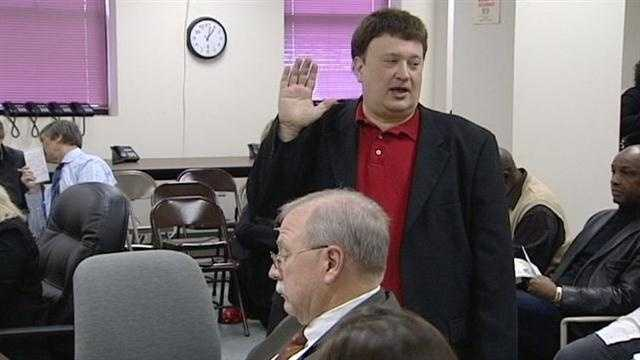 Elections officials hear from voters who cast two ballots