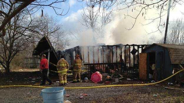 Grant County fire 1