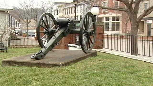 One southwestern Ohio city played a pivotal role during the Civil War. A piece of history saved Ripley from Confederate destruction.