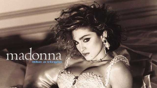 80s music stars - Madonna 1980s