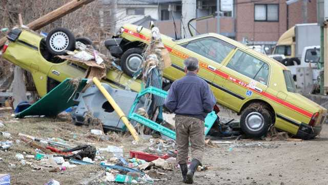 OTD March 11 - Japan earthquake