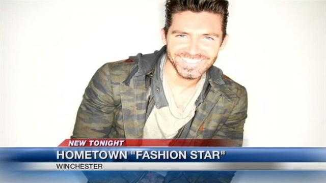 From a rural suburb to the runway, a Winchester man's eye for style has earned him a spot on the season premiere of NBC's Fashion Star.
