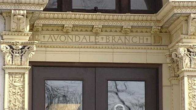 Avondale library