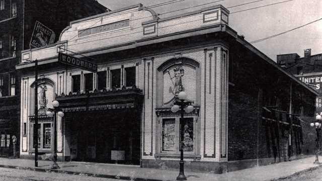 1913 Woodward