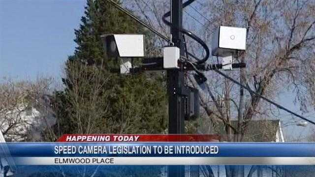 State representatives will introduce legislation to ban speed cameras Monday.