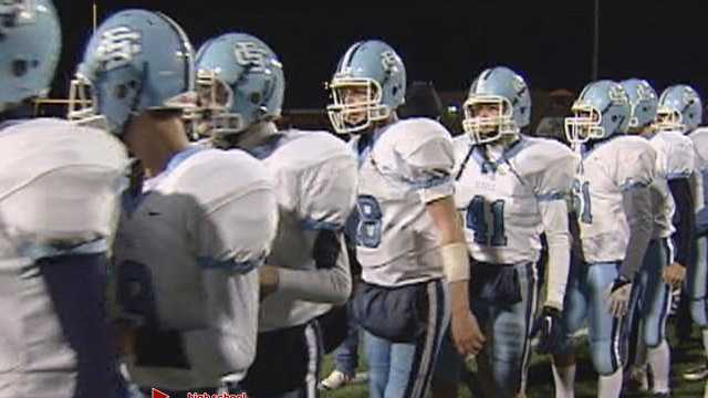 Boone County Rebels football