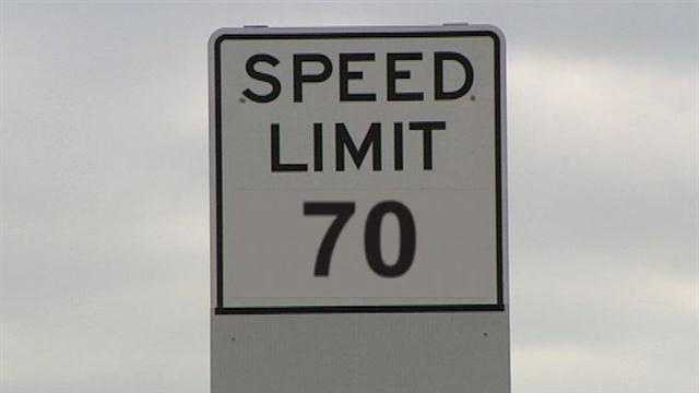 A bill increasing Ohio's non-urban interstate speed limit to 70 mph is nearing a committee vote in the Ohio Senate.