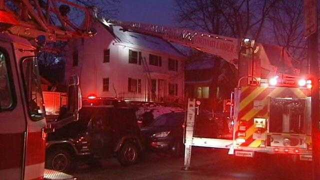 img-Fire codes may change following deaths in off campus house fire
