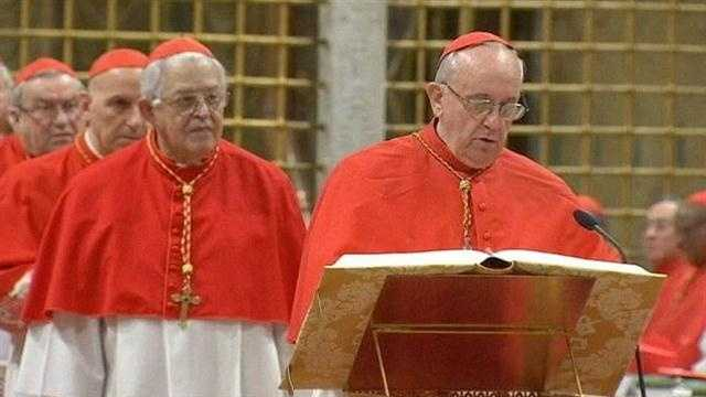 Non-catholics also paying attention selection of new Pope