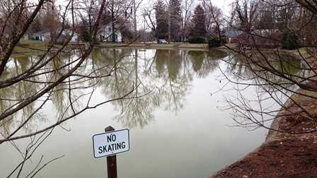 Swaim Park pond