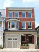 Imagine yourself living in this beautiful Cincinnati townhome featuring four bedrooms, garage parking, an elevator and beautiful views of the city. The home is featured on realtor.com