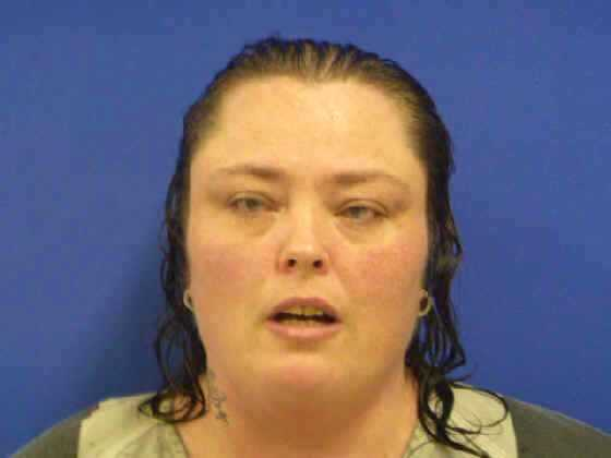 Christina Richardson is accused of selling prescription drugs in Hamersville.