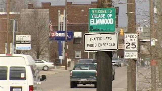 Class-action lawsuit filed over Elmwood Place speed cameras