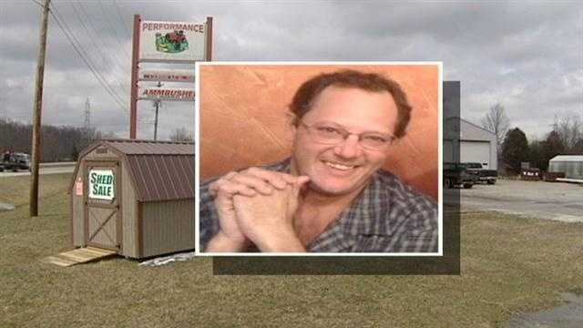 Deputies are still searching for a man who went missing just 2 miles from his home.