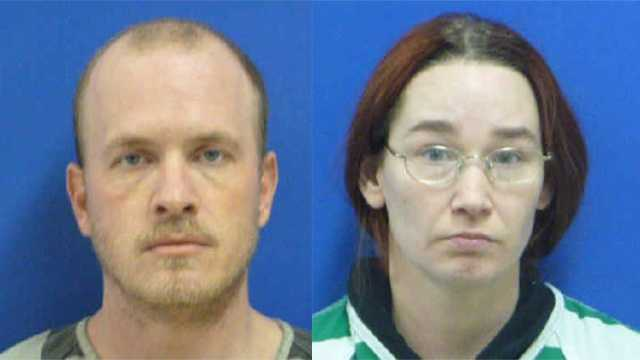 Chris Swartz (left) and Shanna Swartz are facing charges of child endangering after the shooting death of their 9-year-old son, Sebastian. Full story